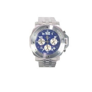 Helfer Men's Body Element Time Master Watch W/Sapphire Crystal BE002E