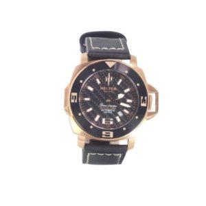 Helfer Men's Divemaster Sea Explorer Watch W/Sapphire Crystal DSE006E