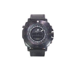 Helfer Men's Globe-Traveler Professional Watch W/Sapphire Crystal SET03S