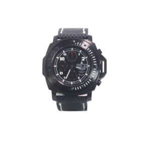 Helfer Mens Space Chrono Professional Automatic Watch W/Sapphire Crystal SE002E